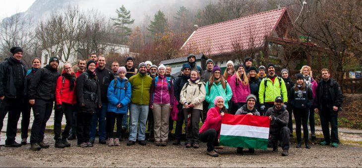 Évadzáró kalandtúra a Szádelői-völgyben 2017.11.18. – GALÉRIA