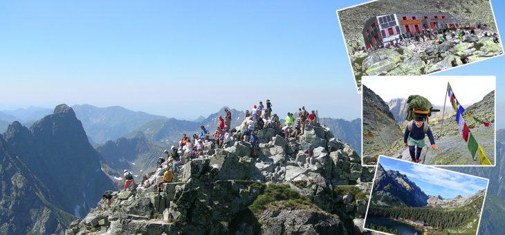 Rysy (2499 m) csúcstámadás – 2018.09.08.